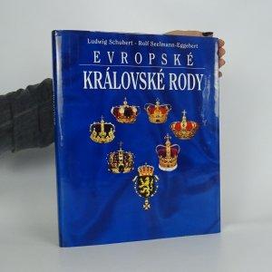 náhled knihy - Evropské královské rody