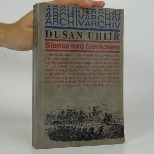 náhled knihy - Slunce nad Slavkovem