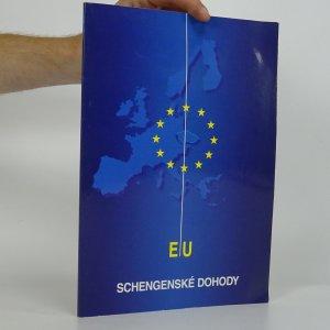 náhled knihy - Schengenské dohody