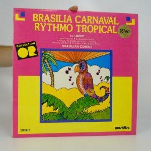 náhled knihy - Brasilian combo: Brasilia carnaval rythmo tropical