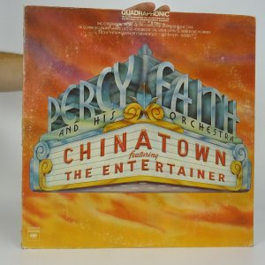 náhled knihy - Percy Faith and His Orchestra: Chinatown feat. The Entertainer