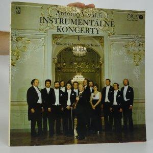 náhled knihy - Antonio Vivaldi: Inštrumentálne koncerty 1