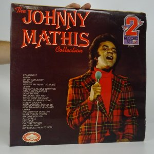 náhled knihy - Johnny Mathis: The Johnny Mathis Collection