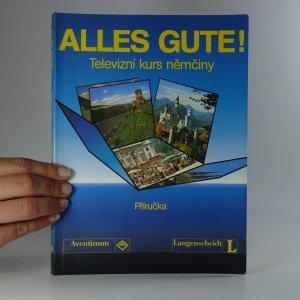 náhled knihy - Alles Gute! Televizní kurs němčiny, příručka.