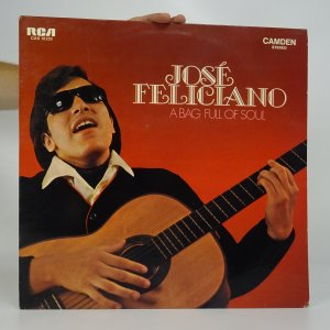 náhled knihy - José Feliciano: A Bag Full of Soul