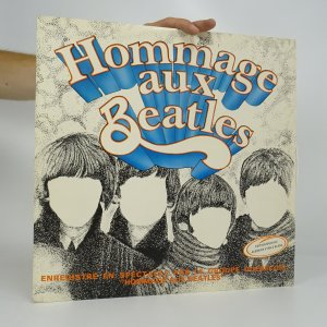 náhled knihy - Hommage aux Beatles