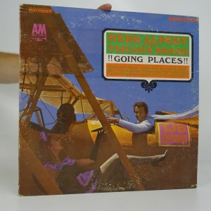 náhled knihy - Herb Alpert and the Tijuana Brass: !!Going Places!!