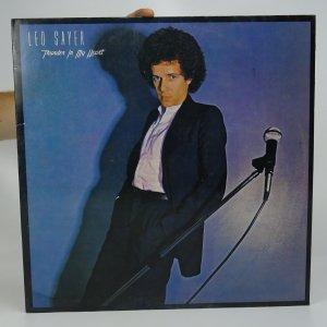 náhled knihy - Leo Sayer: Thunder In My Heart