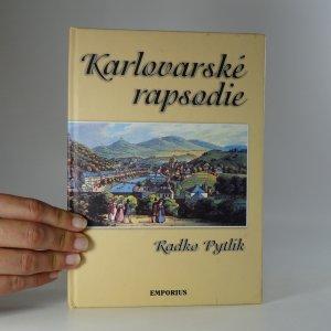 náhled knihy - Karlovarské rapsodie