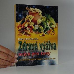 náhled knihy - Zdravá výživa nejen pro ženy