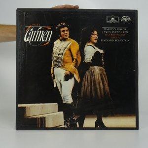 náhled knihy - Bizet: Carmen (3x LP)