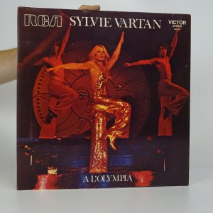 náhled knihy - Sylvie Vartan: A L'Olympia