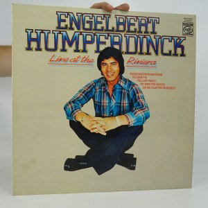 náhled knihy - Engelbert Humperdinck: Live at the Riviera