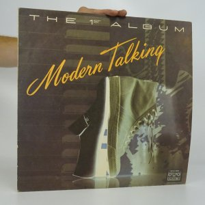 náhled knihy - Modern Talking: The First Album