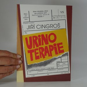 náhled knihy - Urinoterapie