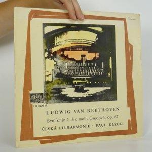 náhled knihy - Ludwig van Beethoven: symfonie č. 5 c moll, Osudová, op. 67