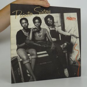 náhled knihy - Pointer Sisters: Priority