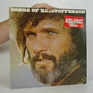 náhled knihy - Kris Kristofferson: Songs Of Kristofferson
