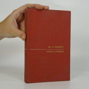 náhled knihy - Kniha o Švédsku