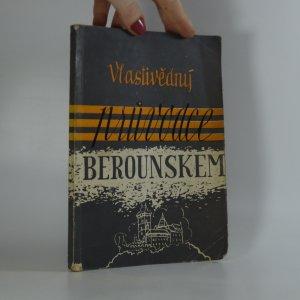 náhled knihy - Vlastivědný průvodce Berounskem