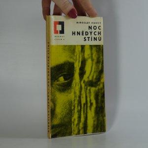 náhled knihy - Noc hnědých stínů