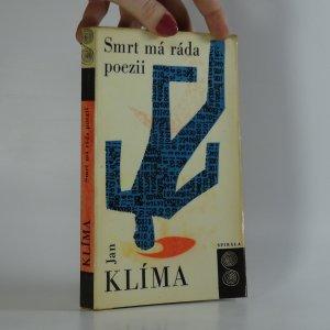 náhled knihy - Smrt má ráda poezii