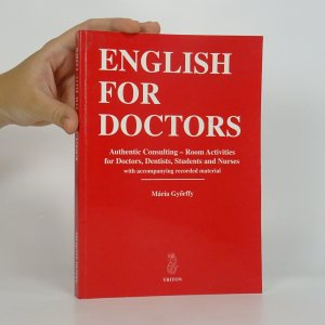 náhled knihy - English for doctors. Authentic consulting - room activities for doctors, dentists, students and nurses with accompanying recorded material