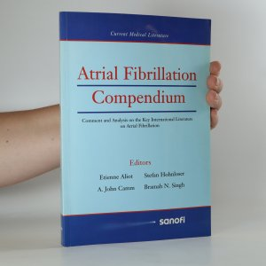 náhled knihy - Atrial Fibrillation Compendium