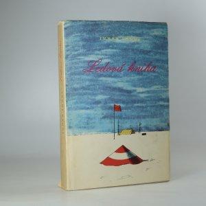 náhled knihy - Ledová kniha: Antarktický cestovní deník