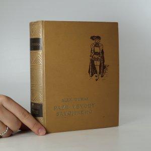 náhled knihy - Páže vévody Savojského. 1. díl.