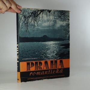 náhled knihy - Praha romantická