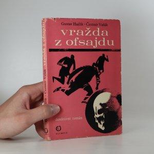náhled knihy - Vražda z ofsajdu