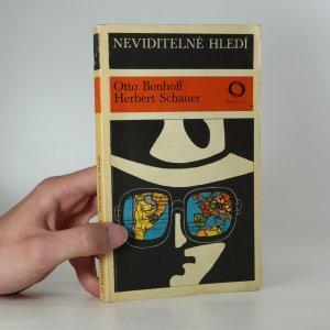 náhled knihy - Neviditelné hledí