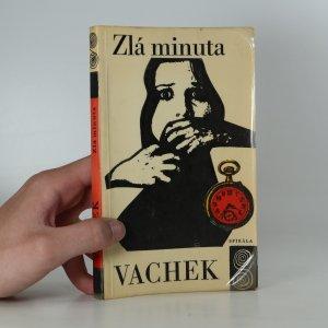 náhled knihy - Zlá minuta