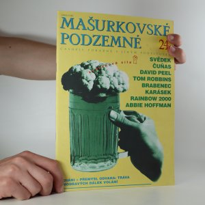 náhled knihy - Mašurkovské podzemné č. 24