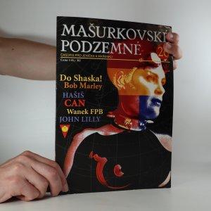 náhled knihy - Mašurkovské podzemné č. 26
