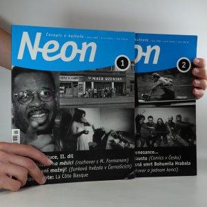 náhled knihy - Neon č. 1 a 2 (2 svazky).
