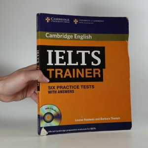 náhled knihy - IELTS Trainer: Six Practice Tests with Answers
