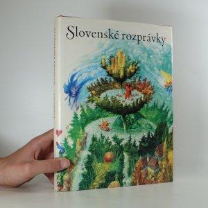 náhled knihy - Slovenské rozprávky (3. kniha)