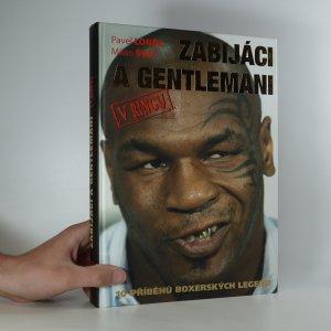 náhled knihy - Zabijáci a gentlemani v ringu