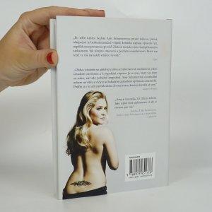 antikvární kniha Dívka s tetováním na zádech, 2017