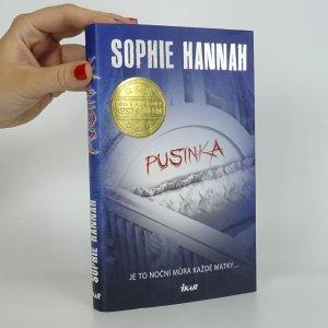 náhled knihy - Pusinka (věnováním autora)