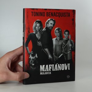 náhled knihy - Mafiánovi. Malavita.