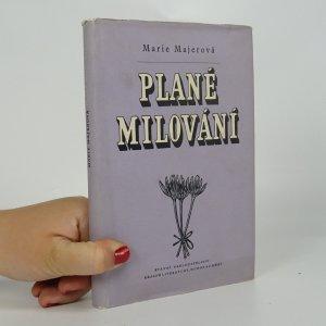 náhled knihy - Plané milování