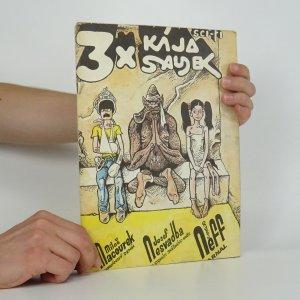 náhled knihy - 3x Kája Saudek