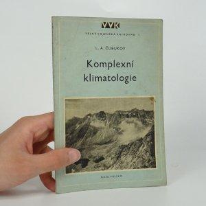 náhled knihy - Komplexní klimatologie