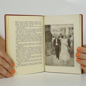 antikvární kniha Silná srdce, 1926