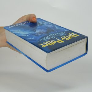 antikvární kniha Harry Potter a Fénixův řád, 2004