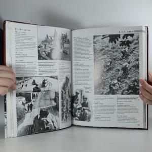 antikvární kniha Druhá světová válka den po dni, 2007