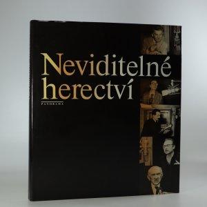 náhled knihy - Neviditelné herectví